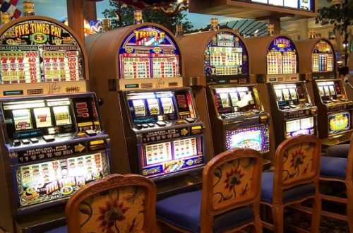 Playing All Kinds of Slots